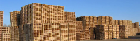 Pallets and more..