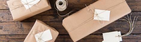 Ouderwets en hypermodern verpakkingsdesign