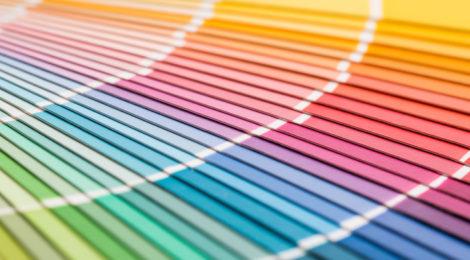 kleur op verpakkingen