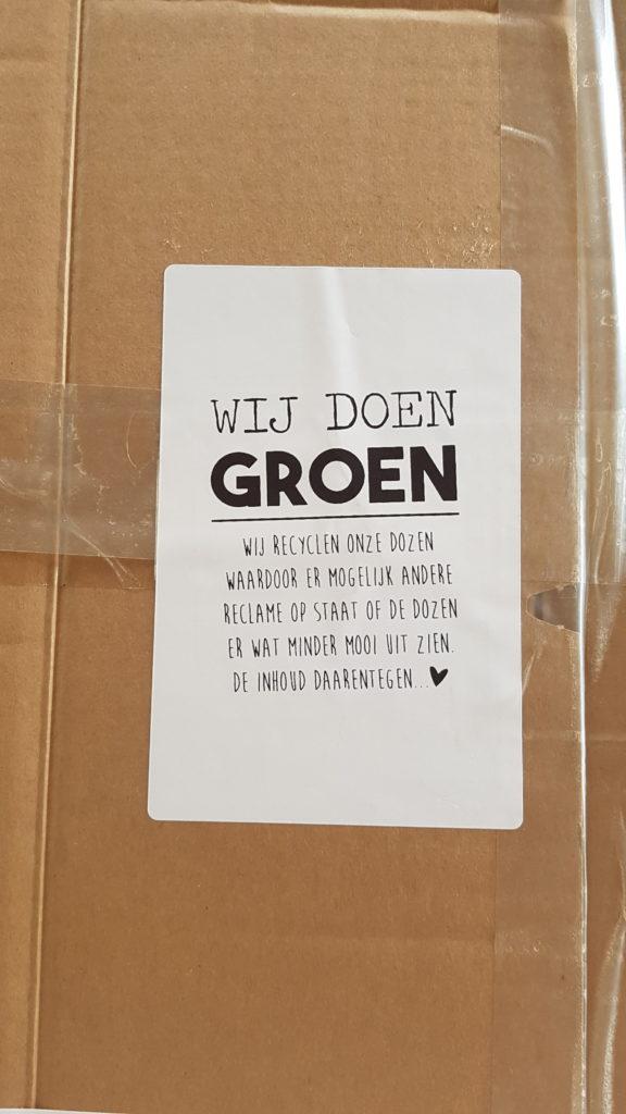duurzaam verpakken recycling