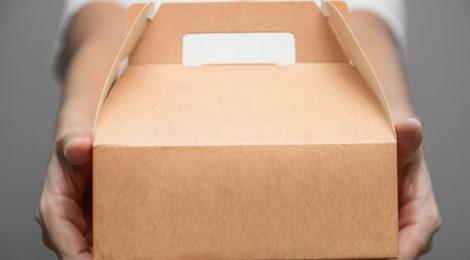maaltijdbox en verpakkingen