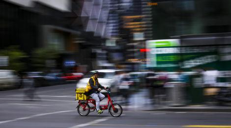 Delivery, mobiliteit en packaging