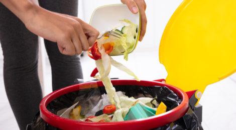 Verpakking voedselverspilling